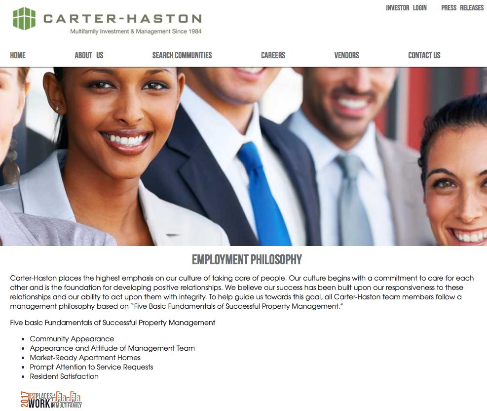 Carter-Haston