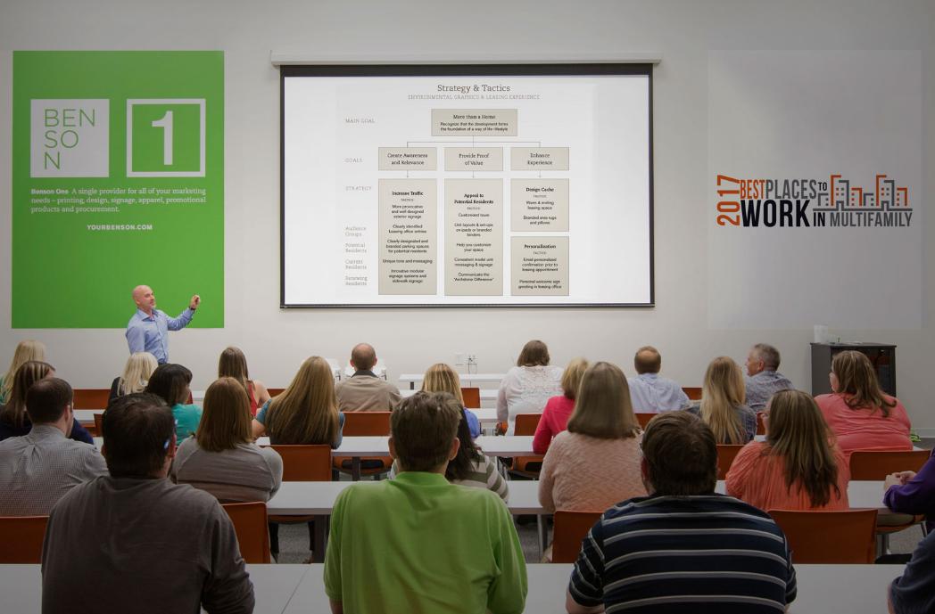 Benson Integrated Marketing Solutions