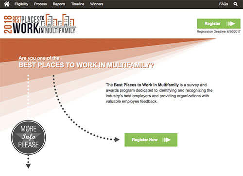 Best Places to Work Multifamily™