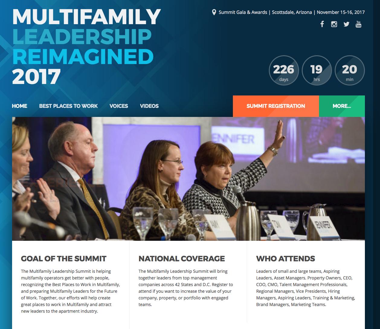 Multifamily Leadership Summit