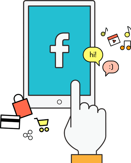 We Distribute Jobs to Facebook