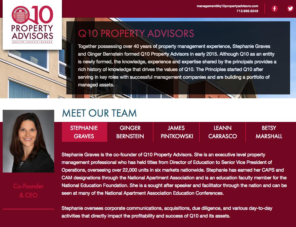Q10 Property Advisors